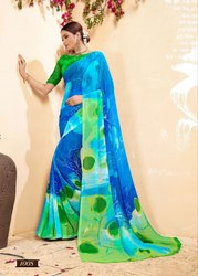 Rachna Georgette Stylla Catalog Saree Set For Woman 8
