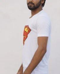 Superman Half Sleeve T Shirt