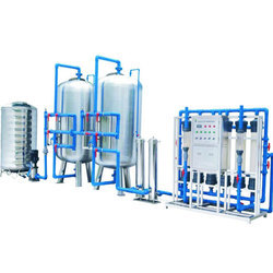 Packaged Drinking Water Plant(ISI)