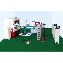 Flexible Manufacturing System Setup