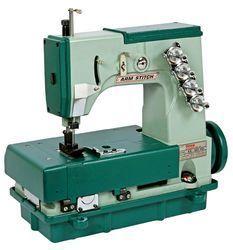 Semi Automatic Bag Sewing Machine