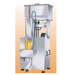 Linear Vacuum Fillers Machine