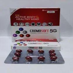Omega-3 Fatty Acids,Multivitamin & Minrel Soft Gel