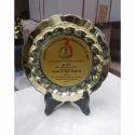 Circular Metal Award