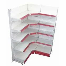 Super Market Wallside Display Rack