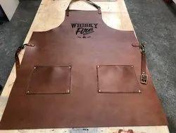 Leather & Canvas Apron