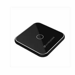 Black UltraProlink Vylis 10 UM0077 Wireless Charging Pad