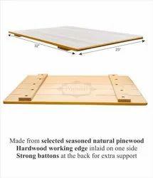 Natural Wood Popular Drawing Board, Quantity Per Pack: 10