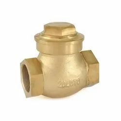 1013 Bronze Horizontal Check Valve