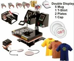 10 in 1 Heat Transfer Machine