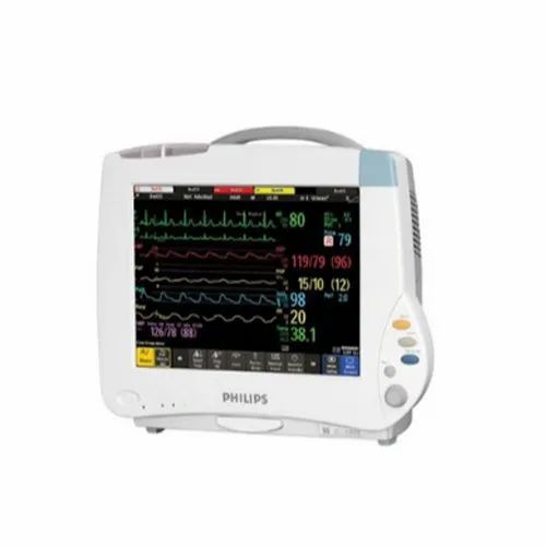 Philips IntelliVue MP50 Multiparameter Monitor, For Hospital