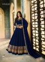 Stylish Gown With Dupatta