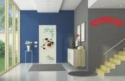Sunmica Stylish Door Paper Print,