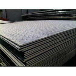 IS 2062 SAIL Mild Steel Chequered Plate