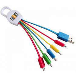 Multi Cable PVC With Type C