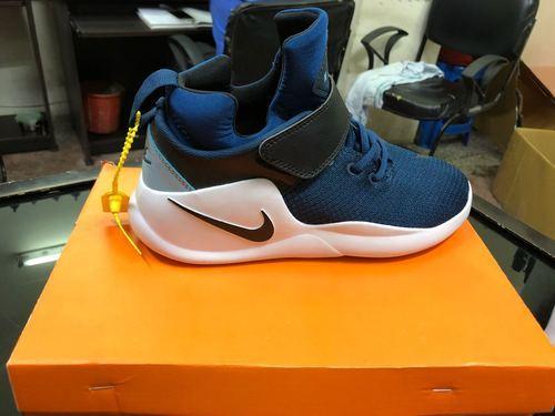 f3e83673661c2 Red And Black And Blue Men Nike Kwazi Running Shoe