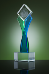 Sports Acrylic Trophy