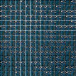 D111A Decora Plain Color Glass Mosaics