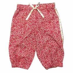 Myon Cotton Girls Print Shorts