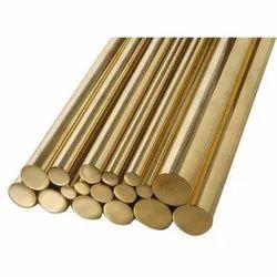 9 Meter Brass Round Rod