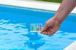 Swimming Pool Water Analysis