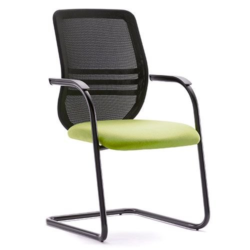 fa1f6a737 Mesh Chair Non Rotatable Cantilever Visitor Chair