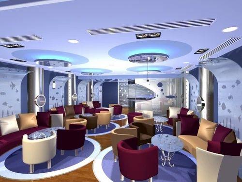 Coffee Shop Interior Decoration