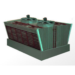 Induced Draft Type Wooden Fills Cooling Towers, for Chemical and Food Processing Industries