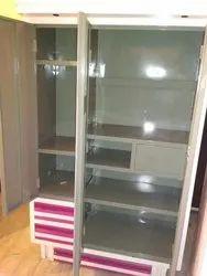Mild Steel Almirah, For Home,Hotel etc