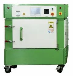 Microwave Based Hospital Waste Disinfection System