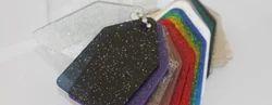 Glitter Powder for Plastic Molding