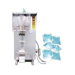 Automatic Water Pouch Packing Machines