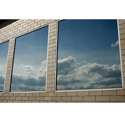 Natural Reflective Glass