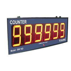 BW 16 D 4 Inch Jumbo Display Counter