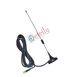 4G 6dbi Magnetic Antenna With RG 58 Cable SMA Male Straight
