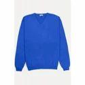 Blue Mens Pullover