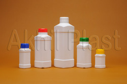AP06 HDPE Square Shape Bottle