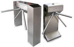 Waist Height Tripod Turnstile
