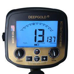 Deep Gold Metal Detector