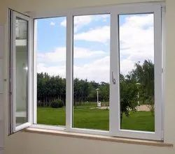 Casement Open Window