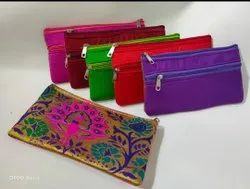 Printed Handmade Pouch (Clutches )