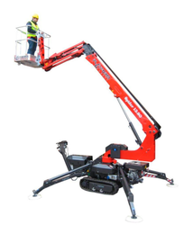 Crawler Mounted Lifts
