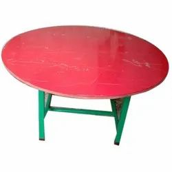School Canteen Round Table