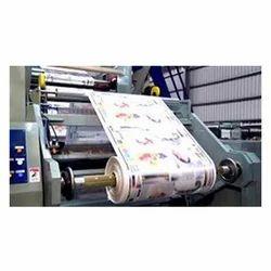 Automatic Paper Printing Press Machinery