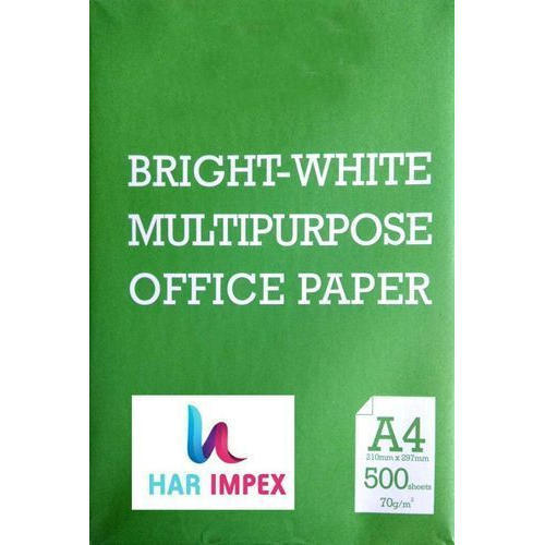 Paper White A4 Copier , Packing Size (Sheets Per Pack