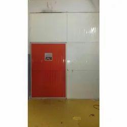 Home PUF Insulated Door