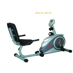 REC 751 Magnetic Recumbent Bike