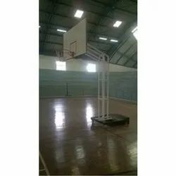 Movable Basketball Hoops