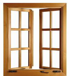 Stylish Wooden Windows