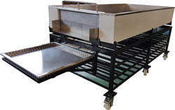 Stainless Steel Jaggery Cooling Pan